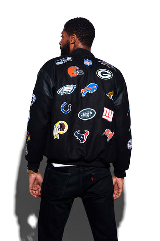 NFL Patchwork Jacket