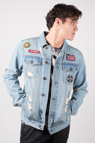 Denim Jacket from Brooklyn Cloth