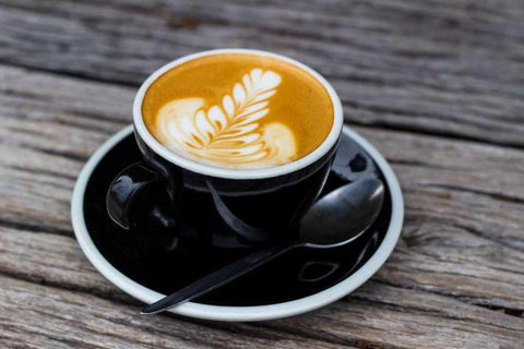 Flat White Coffee Australia size