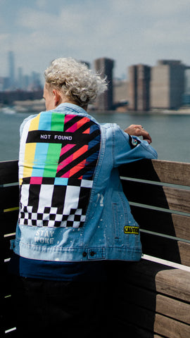 Brooklyn Cloth 90's jacket