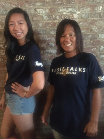 Taste Talks Staff Shirt