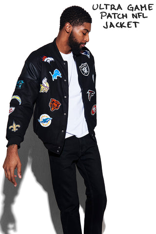 Ultra Game NFL Jacket
