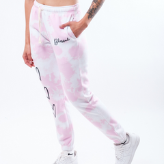 Women's Blessed Tie Dye Jogger from Brooklyn Cloth