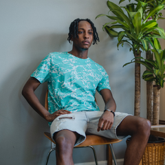 Men's graphic t-shirt from Brooklyn Cloth