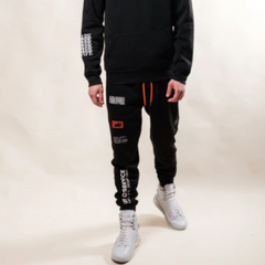 Men's The Future Is Outside Fleece Jogger Pants from Brooklyn Cloth