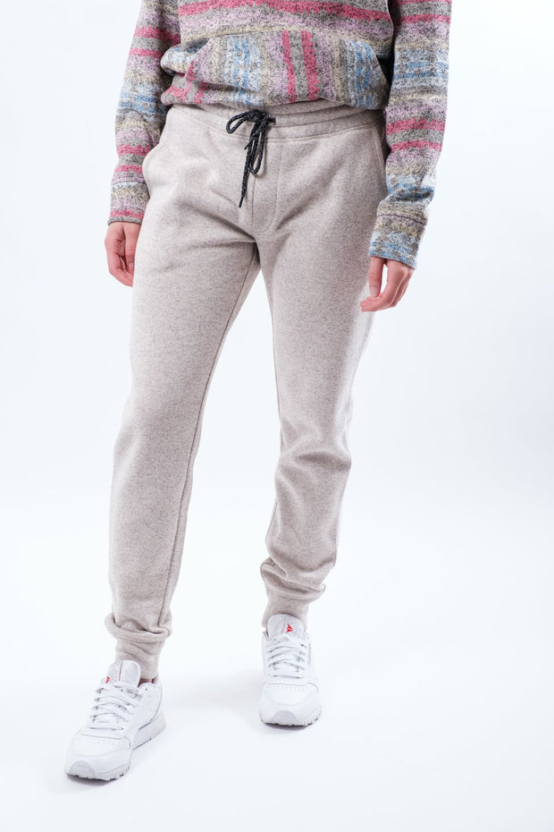 Women's White Core Cozy Jogger