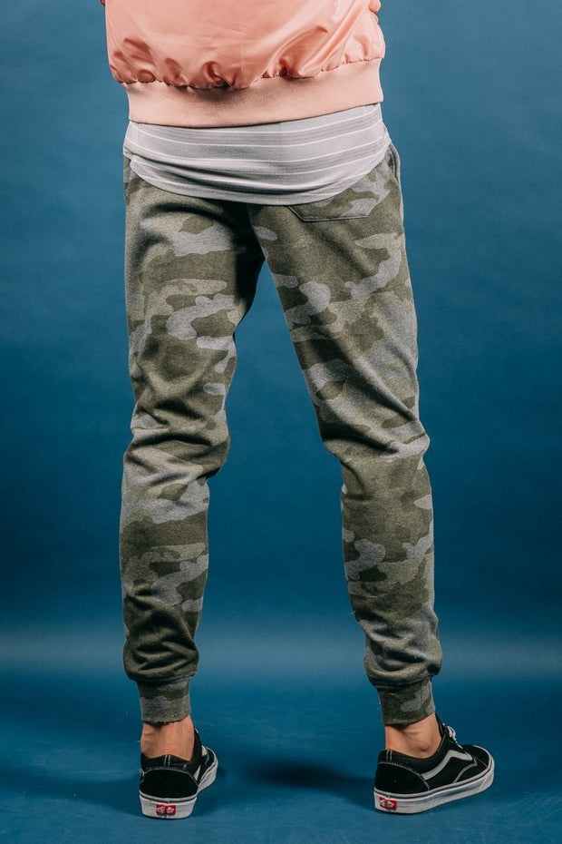 Chenille Jogger Pants for Men at Brooklyn Cloth