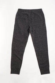 Boys Onyx Marl Fleece Jogger Pants