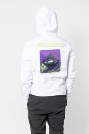 White Public Image Hoodie
