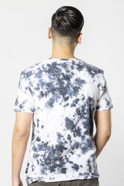 Navy Nice Day True Tie Dye Tee