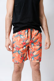 Hibiscus Volley Shorts