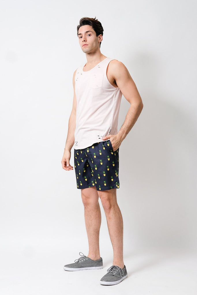 Pineapple Volley Shorts