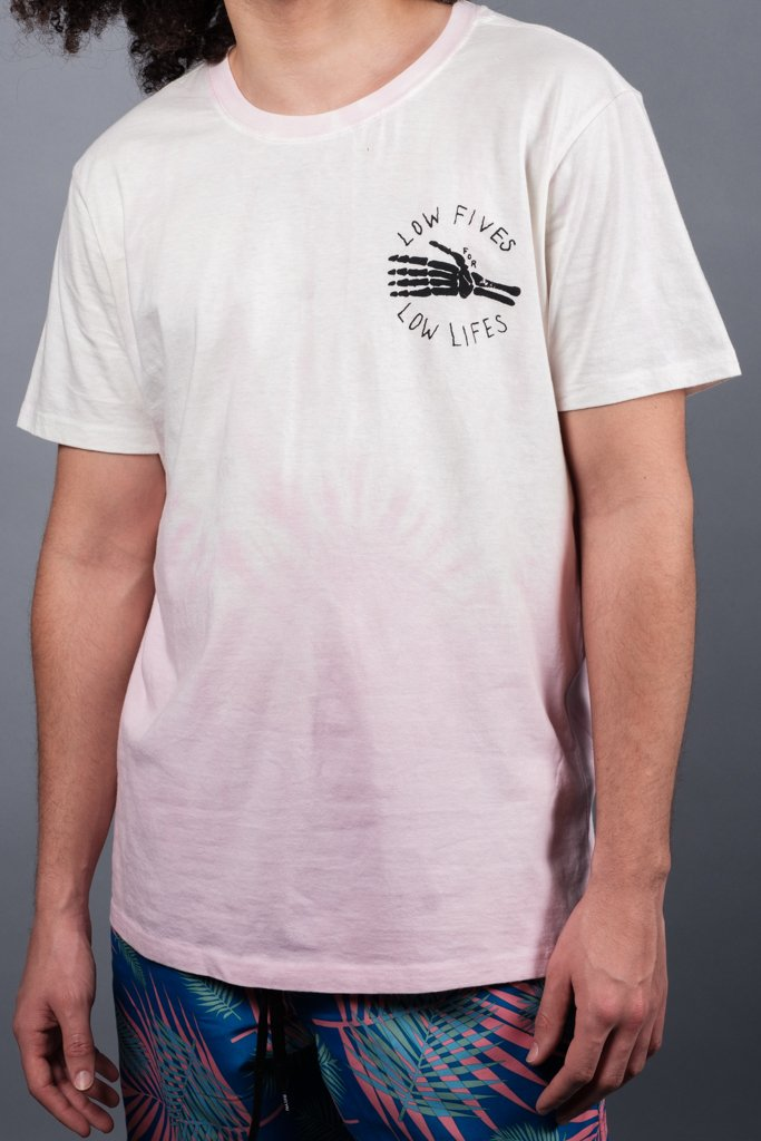 Low Fives Tie Dye Tee
