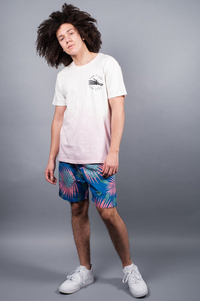 Brooklyn Cloth Low Fives Tie Dye Tee