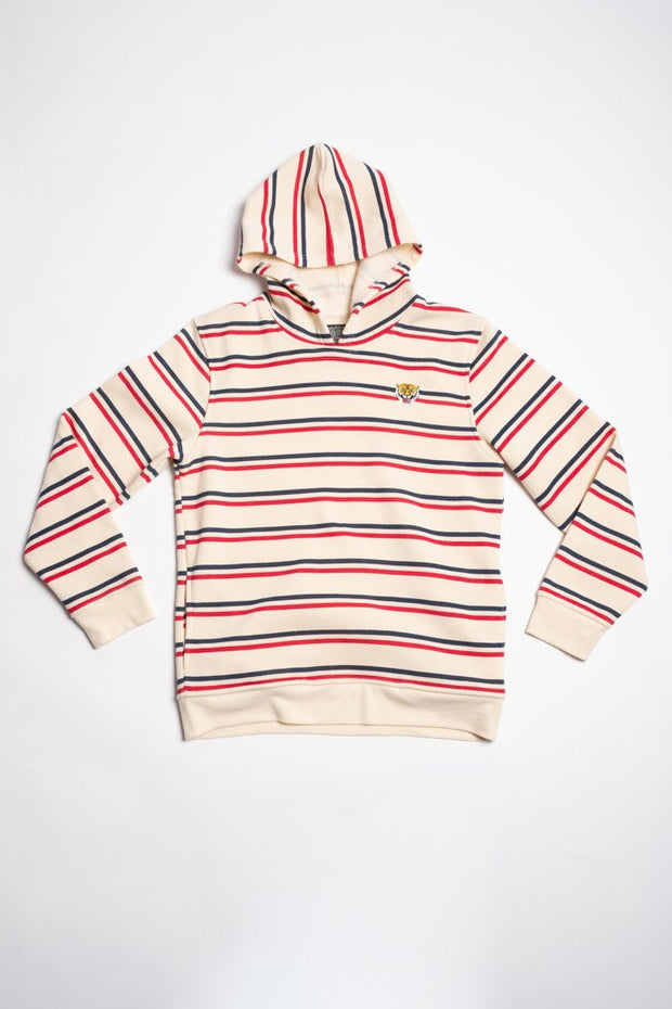 Boys Tiger Hoodie from Brooklyn Cloth