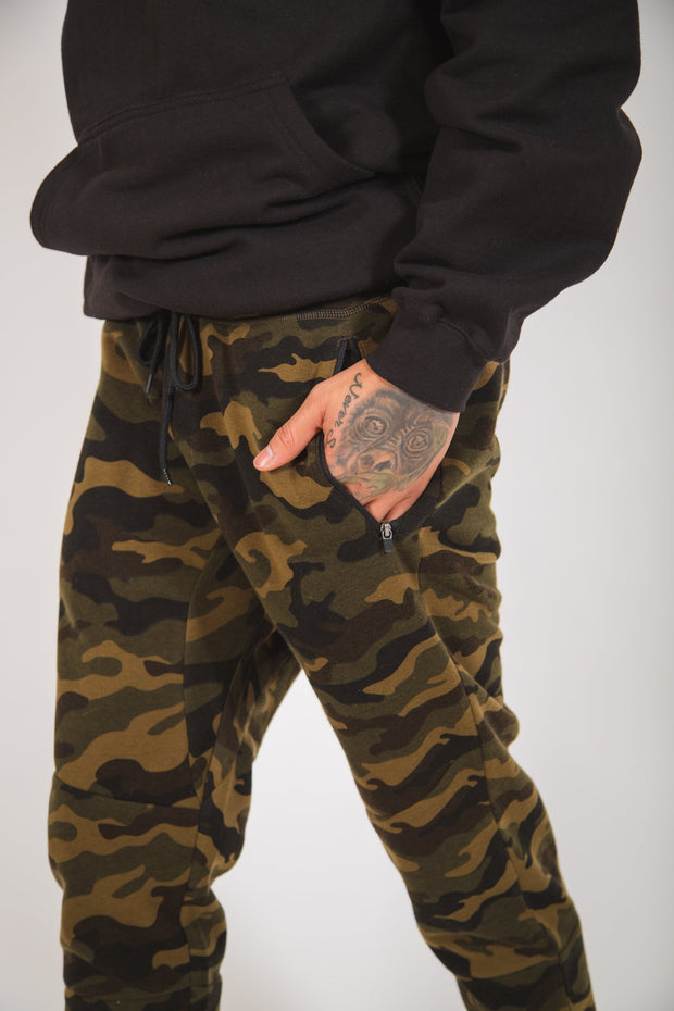 Camo Core Fleece Jogger 2.0