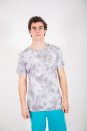 Grey Luxury True Tie Dye Tee