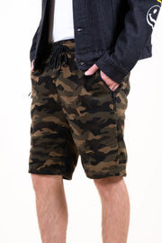 Core Camo Twill Jogger Pants