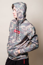 Notorious Camo Hoodie for Men