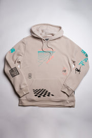 Sand Nowhere to go Hoodie