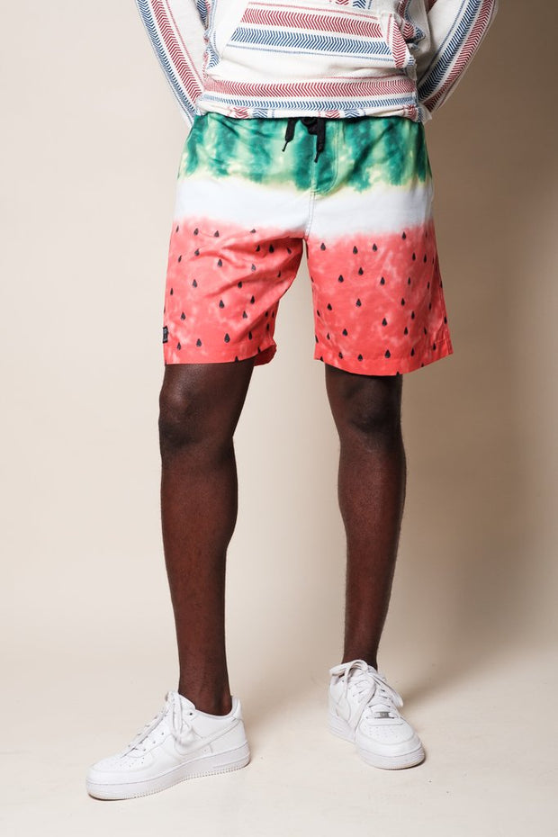 Watermelon Swim Trunks