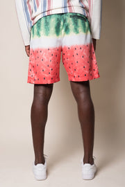Brooklyn Cloth Watermelon Swim Trunks