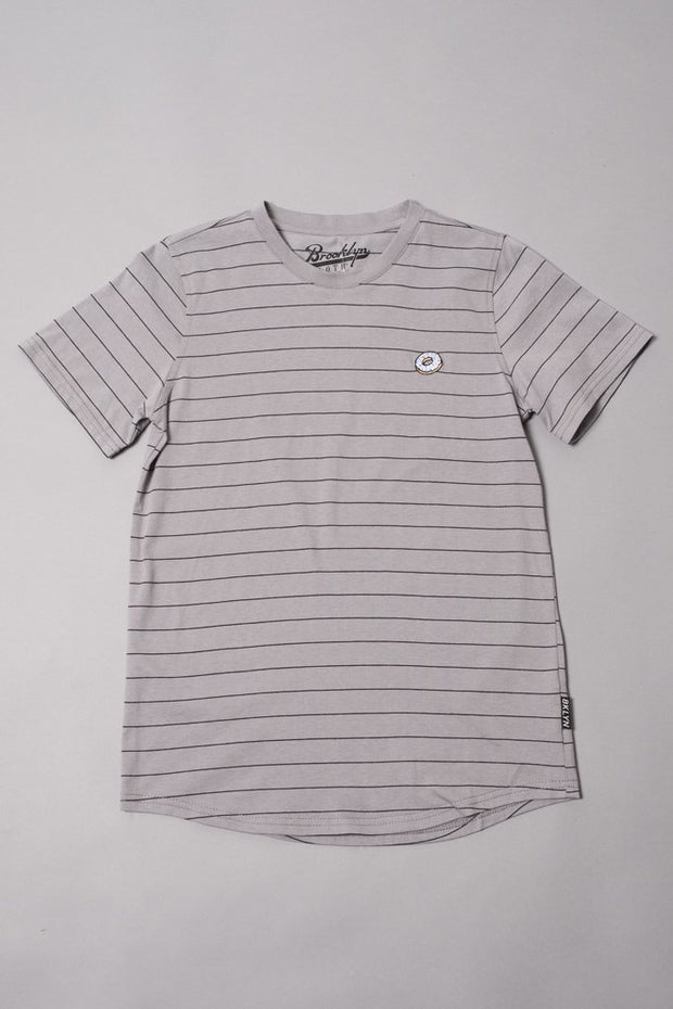 Boys Striped Doughnut T-Shirt