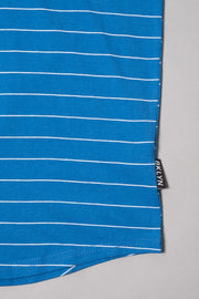Brooklyn Cloth Boys Blue Striped Tee