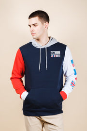 Savage Color Block Hoodie