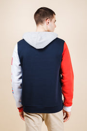 Brooklyn Cloth Savage Color Block Hoodie for Men