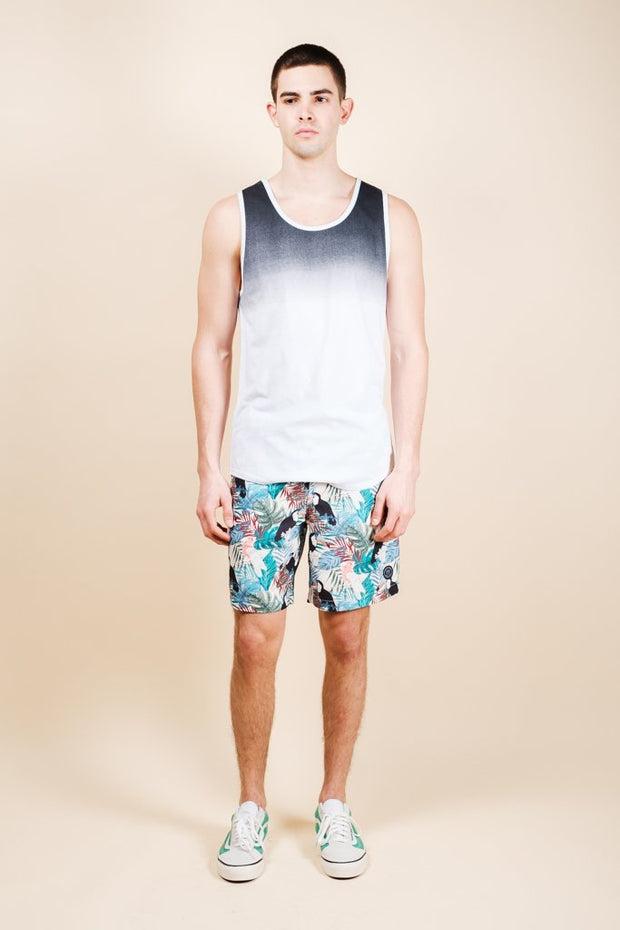Brooklyn Cloth Toucan Swim Trunks for Men