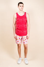 Brooklyn Cloth Fruit Print Swim Trunks