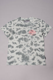 Boys Grey Tie Dye T-shirt