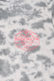 Boy's Grey Tie Dye T-shirt
