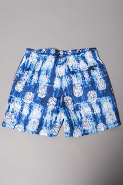 Brooklyn Cloth Boys Pineapple Swim Shorts