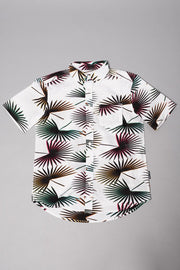 Brooklyn Cloth Boys Palm Tree Shirt
