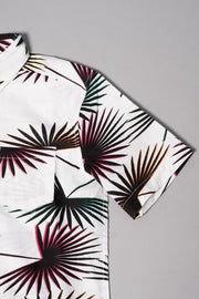 Boys Palm Tree Shirt
