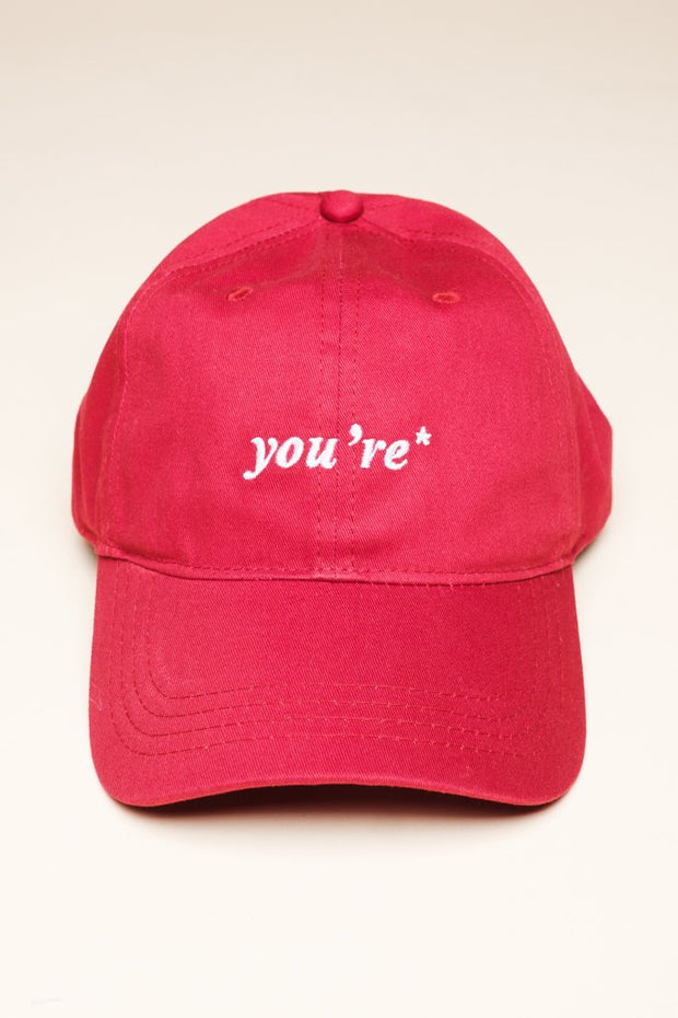 You're Dad Hat