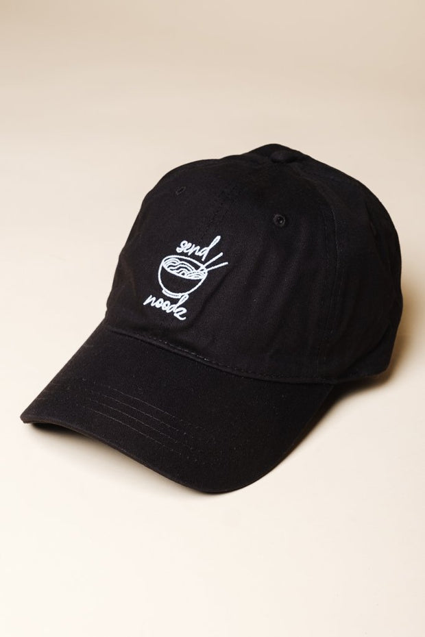 Send Noodz Dad Hat for men