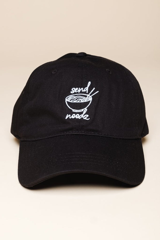 Send Noodz Dad Cap