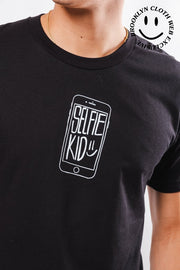 Selfie Kid Tee Black