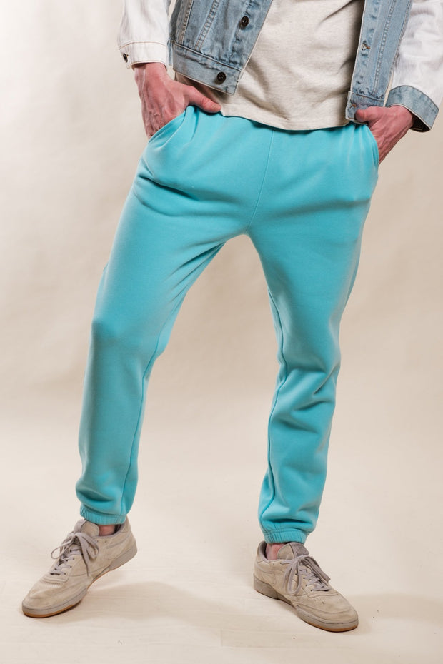 Aqua Sweatpants