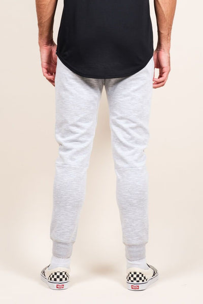 Brooklyn Cloth Grey Streaky Jogger Pants