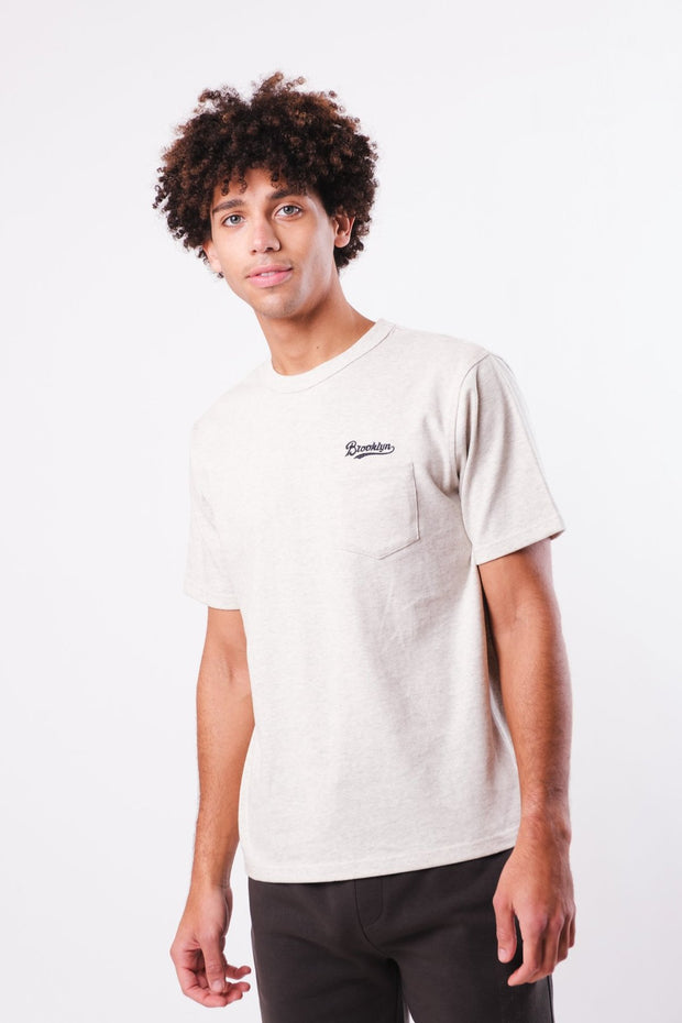 Original Garment Brooklyn Embroidered Tee