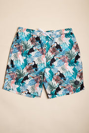 Toucan Swim Trunks for Men