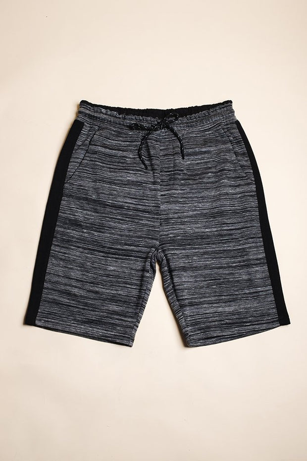 Mens Knit Black Shorts by Brooklyn Cloth