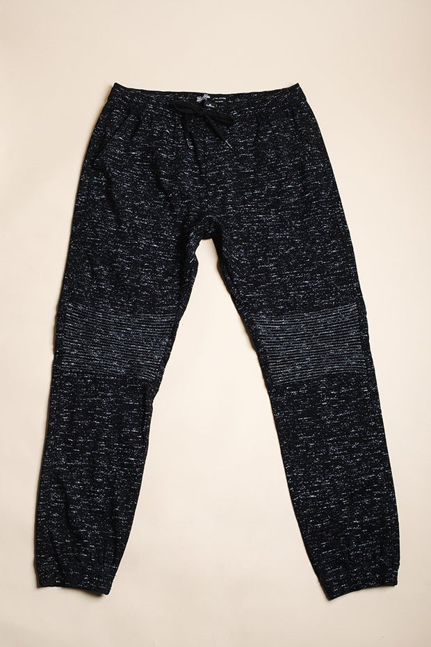 space dye jogger pants for men
