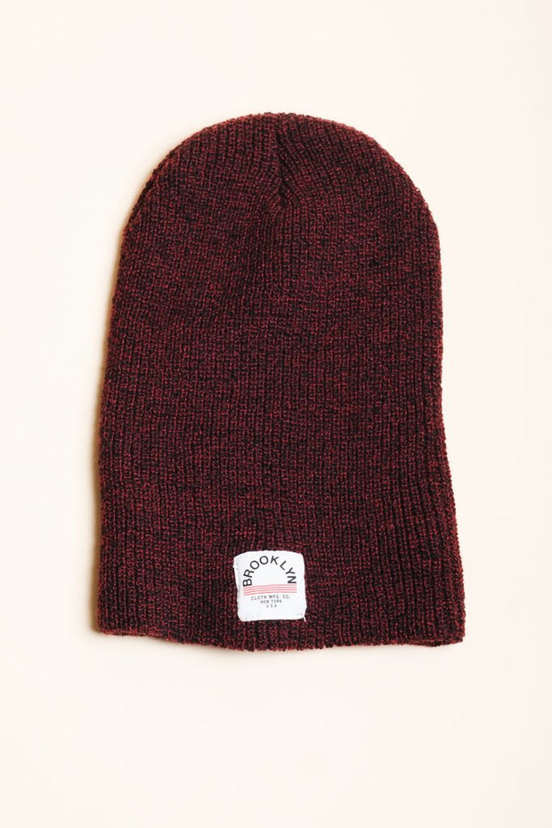 Burgundy Beanie for the winter