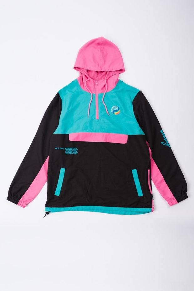 Retro Good Vibes Anorak