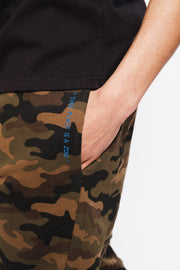 Original Garment Camo Brooklyn Embroidered Sweatpants